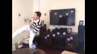 Best Vine 2014   Christian DelGrossos Vine  Deleted Scene from Blues Clues😊   By Christian