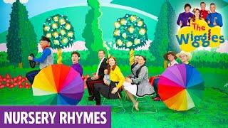 The Wiggles Nursery Rhymes - Wheels On The Bus