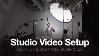 The Studio Part 3: How to Setup a Video Studio