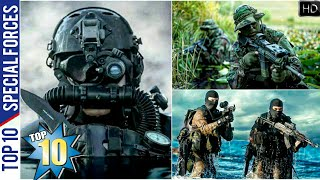 Top 10 Most Elite Special Forces In The World (Hindi)