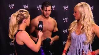 Fandango can't believe The Miz interrupted his match