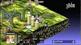 Disgaea 1 PSP Part 87: 14-4 - Cannon Spike