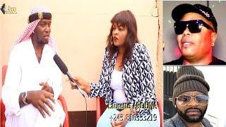 MIGUE NIEMA répond PATCHO RFI pona JB MPIANA + Asengi pardon na FALLY IPUPA