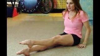 Gymnastics Tip #18 (Toe Point) With Coach Meggin!