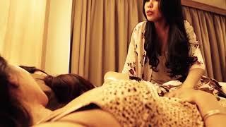 VIDEO CEWE BANGUN TIDUR ( HD )