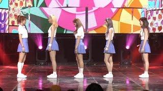 [MPD직캠] 레드벨벳 러시안 룰렛 직캠 Red Velvet Russian Roulette Fancam @엠카운트다운_160929