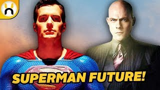 Henry Cavill Has One More Superman Appearance Left in DCEU