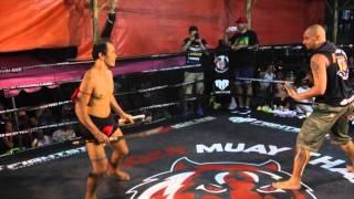 Sword Fighting (Krabi Krabong) Demonstration