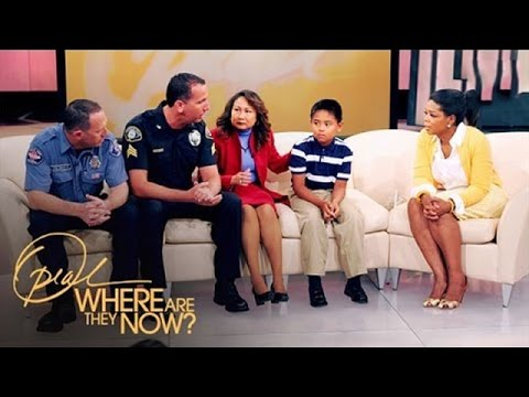 One of the Bravest Boys Oprah Ever Met | Where Are They Now | Oprah Winfrey Network