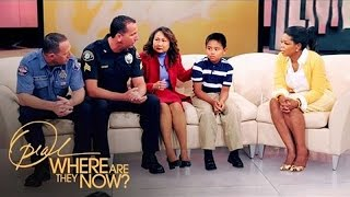 One of the Bravest Boys Oprah Ever Met   Where Are They Now   Oprah Winfrey Network