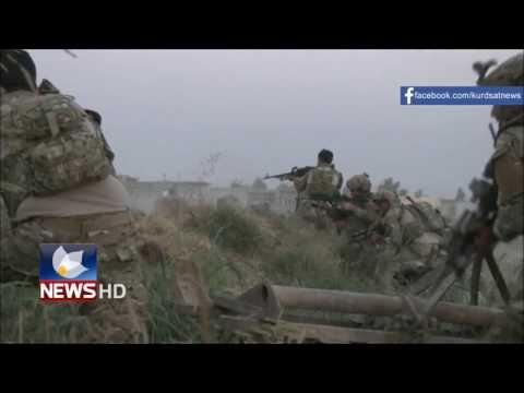 watch US / Kurdish Special Forces Firefight in Kirkuk (2016 Mosul Offensive)