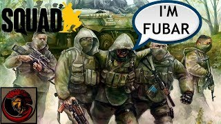 Defending Ammo Hill....well....kind of.... | SQUAD