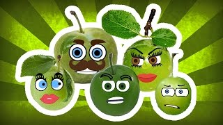 Greengage Finger Family Song Nursery Rhymes for Kids | Videos for Kids