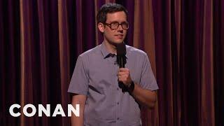 Matt Donaher Stand-Up 05/12/16  - CONAN on TBS
