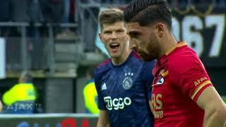 Alireza JAHANBAKHSH vs./ Ajax Amsterdam (1080p) | 2017/18 Season | 16/12/2017
