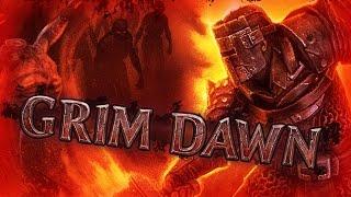Grim Dawn - Commando: The Gunner and Bomber (Soldier + Demolitionist)