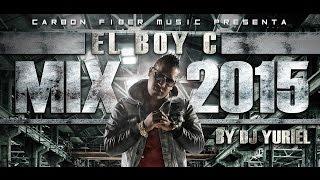 El Boy C - Exitos MIX  [Carbon Fiber Music] l Musica Nueva 2015