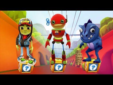 Xxx Mp4 Subway Surfers Gameplay Tagbot Vs Zombie Jake Vs Dino Cartoons Mee 3gp Sex