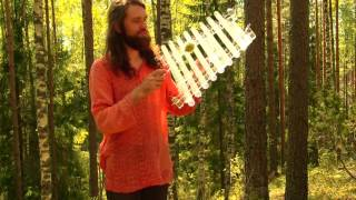 CRYSTAL HARP For Healing And Meditation