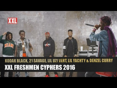 Download Kodak Black, 21 Savage, Lil Uzi Vert, Lil Yachty & Denzel Curry's 2016 XXL Freshmen Cypher free