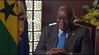 Ghanaian President: Economic progress made under cooperation with China