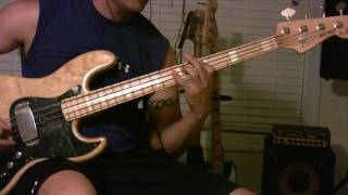 A Perfect Circle- Judith Bass Cover (Hi Def w/Line in Bass)