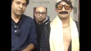Nograj & Saad Kon celebrate Gandhi Jayanti with Rapper Brodha V