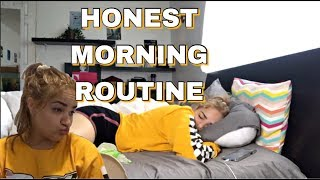 LITERALLY EVERYONES MORNING ROUTINE