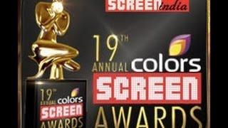 19th Colors Screen Awards Winners, Amitabh, Ranbir Kapoor, Vidya Balan, Katrina Kaif - Screen Song