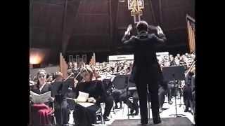 Nathalie BORGEL Chef d'orchestre 2003