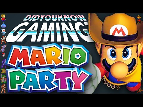 Mario Party Did You Know Gaming Feat. Brutalmoose