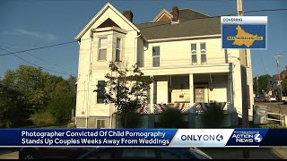 Photographer convicted of child pornography