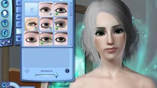 The Sims 3   Создание персонажа  Фея