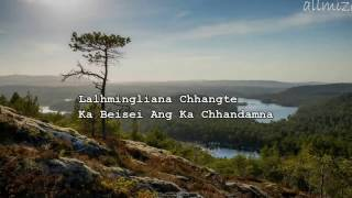 Hmingtea Lalhmingliana Chhangte - Ka Beisei Ang Ka Chhandamna (Mizo Gospel)