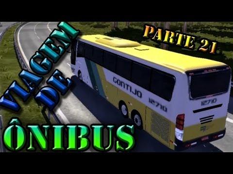 Euro Truck 2 Viagem de ônibus parte 21
