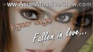 ★♥★ Kabhi Na Sukoon Aaya ♥ lyrics + Translation  ★ www.Asian-Massive-Crew.com★♥★