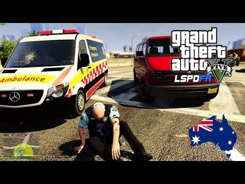 GTA V - LSPDFR Australia: Turf Wars Escalate Between LS Gangs, Police Retaliate In Kind