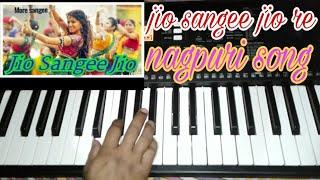 Jio sangee jio re #Nagpuri Song #Piano #cover #PLEASE #SUBSCRIBE