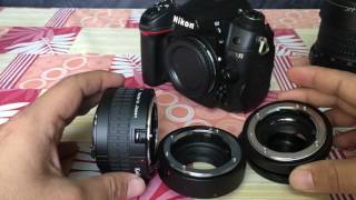 Macro photography on budget with kit lens - extension tubes for macro