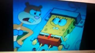 SpongeBob Tickle Scene 2
