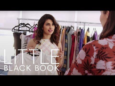 Priyanka Chopra's Guide to Fashion | Little Black Book | Harper's BAZAAR