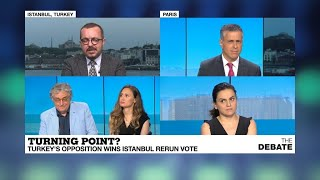 Turning Point? Turkey's opposition wins Istanbul rerun vote