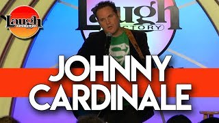 Johnny Cardinale | What Do Those Songs Mean? | Laugh Factory Las Vegas Stand Up Comedy