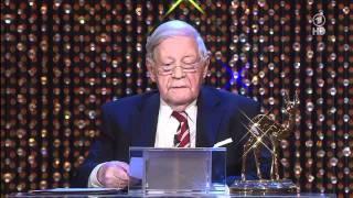 Bambi 2011 -  Altbundeskanzler Helmut Schmidt unglaubliche Rede HD