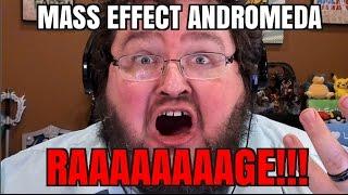 FRANCIS HATES MASS EFFECT ANDROMEDA