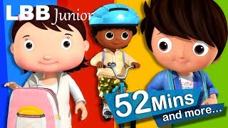 Backpack Song | And Lots More Original Songs | From LBB Junior!