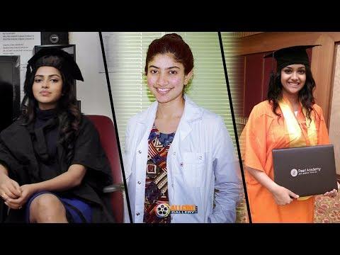 South Indian Actress Education Qualification | Tamil, Telugu, Malayalam, Kannada