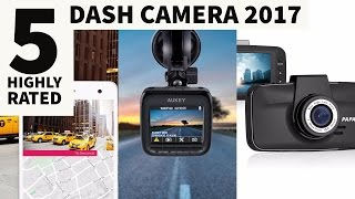 5 High Rated Dash Cam 2017 available on amazon | Car DVR Dashboard Camera with Superior Night Vision