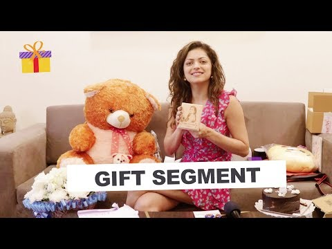 Xxx Mp4 Drashti Dhami Receives Gifts From Her Fans Exclusive Gift Segment 3gp Sex