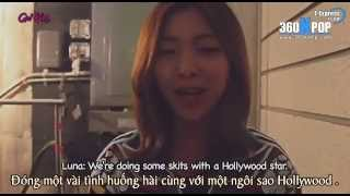 Vietsub] Go, f(x)   Funny Or Die with Anna Kendrick {T Express Team}[360kpop]